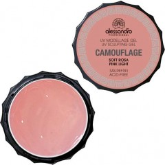 alessandro CAMOUFLAGE GEL Light Pink