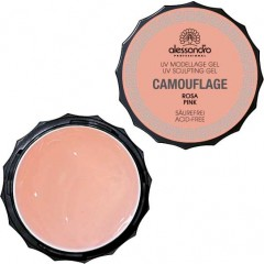 alessandro CAMOUFLAGE GEL Pink