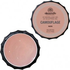alessandro CAMOUFLAGE GEL Nude