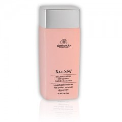 alessandro NailSpa Nail Polish Remover Rose 120ml
