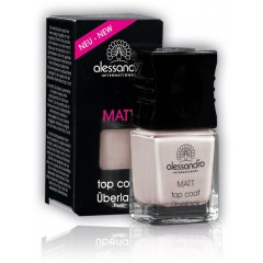 alessandro TOP COAT MATT 10ml