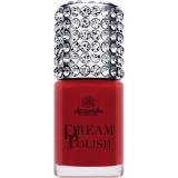 alessandro DREAM POLISH OHNE UV Red Diva 15ml