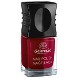 alessandro Nagellack VELVET RED 10ml