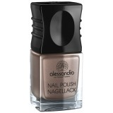 alessandro Nagellack BROWN METALLIC 10ml