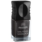alessandro Nagellack MIDNIGHT BLACK 10ml