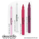 alessandro French Liner Set red
