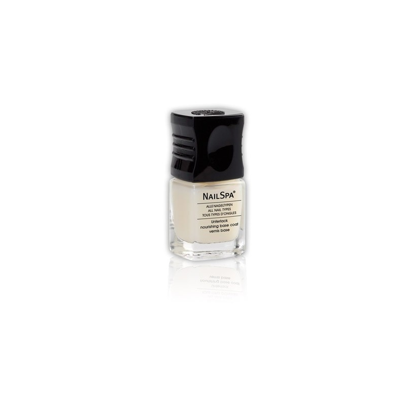 alessandro NailSpa Nourishing Base Coat - Pflegender Unterlack 10ml