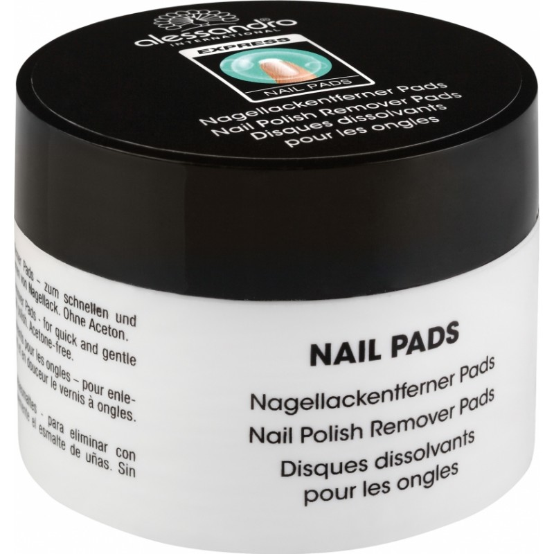 alessandro NAIL WIPES 50St