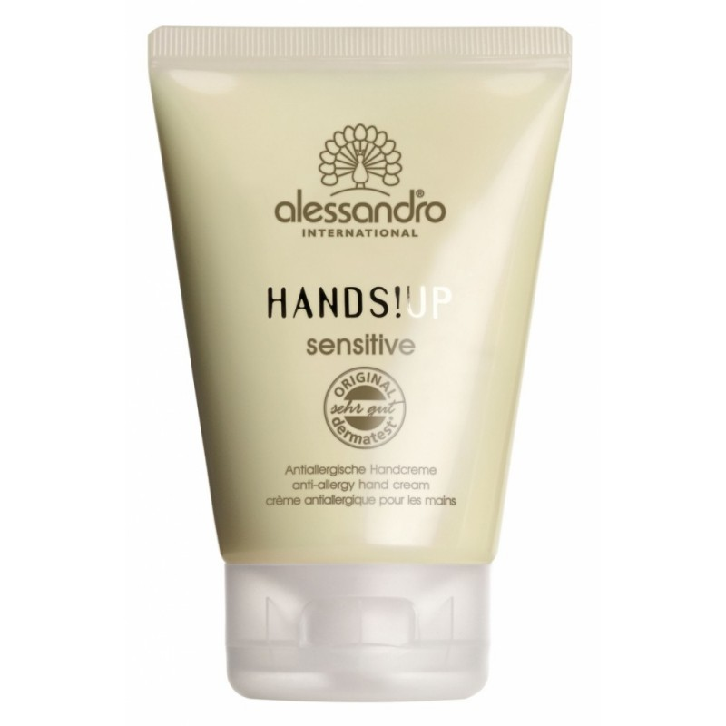 alessandro HANDS!UP SENSITIVE HAND CREAM