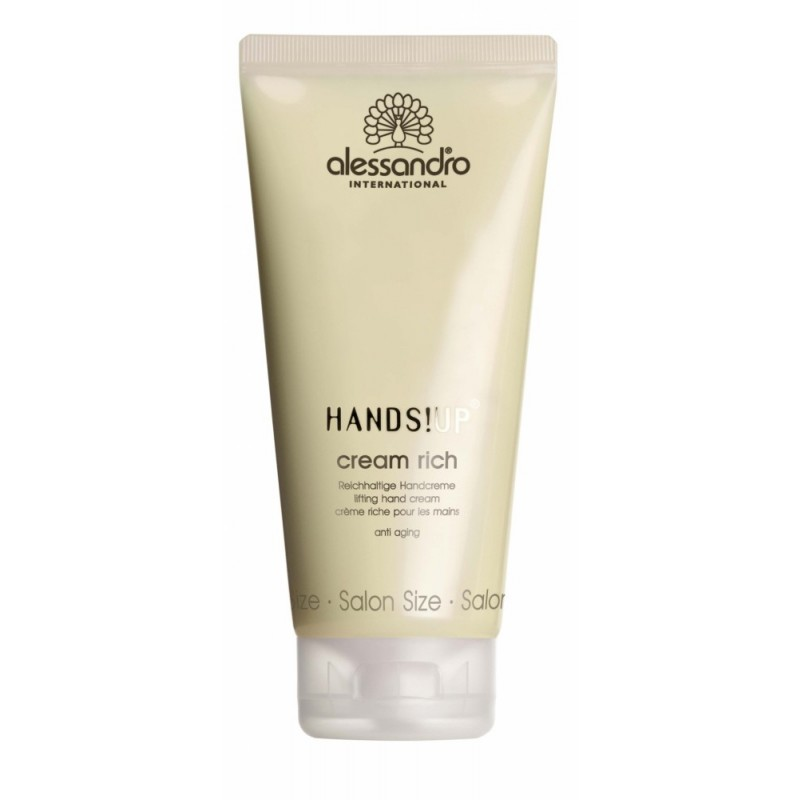 alessandro HANDS!UP Cream Rich SALONE SIZE 300ml