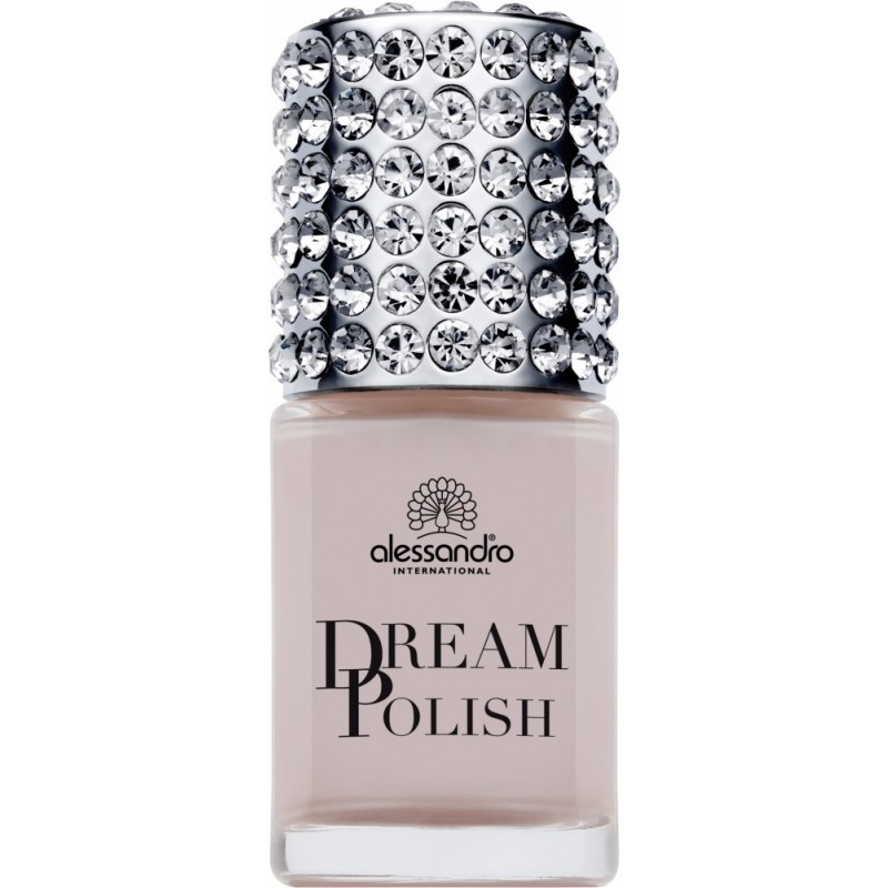 alessandro DREAM POLISH MIT UV Platinum Cream 15ml