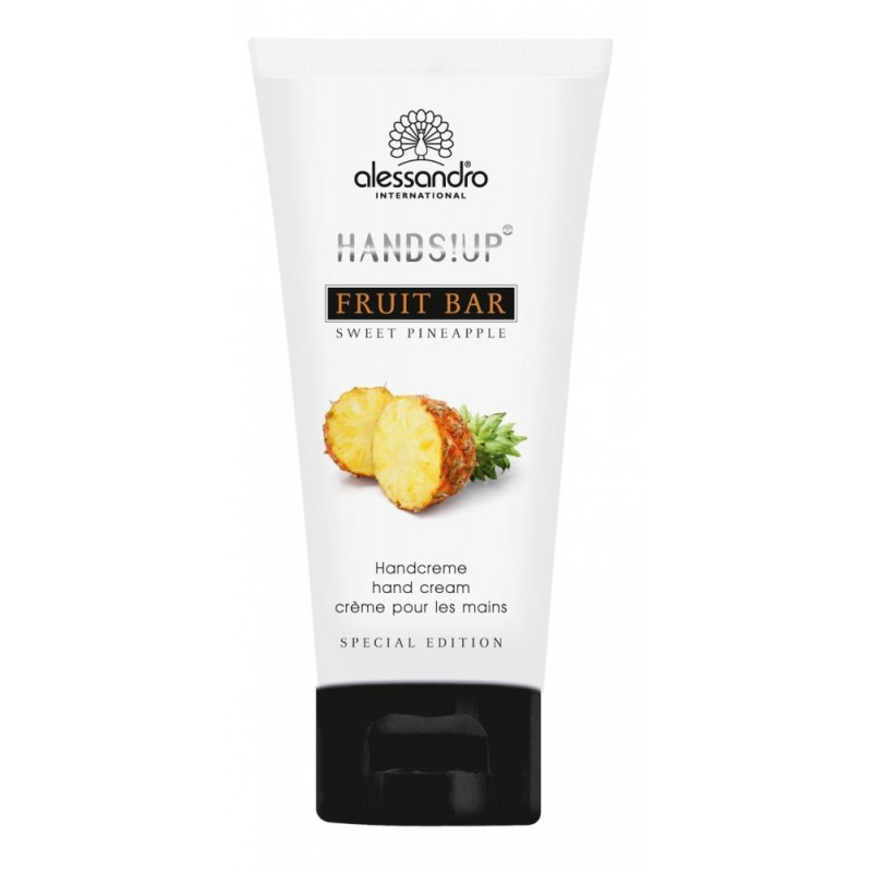alessandro HANDS!UP FRUIT BAR Sweet Pineapple Creme 75ml