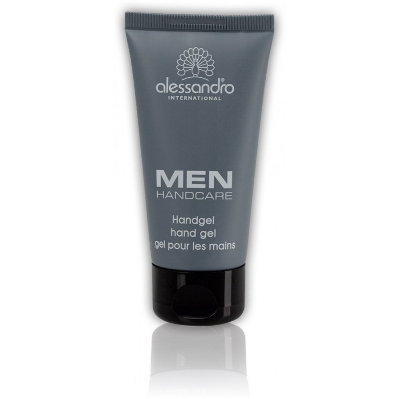 alessandro MEN HANDCARE Aktives Handgel 50ml