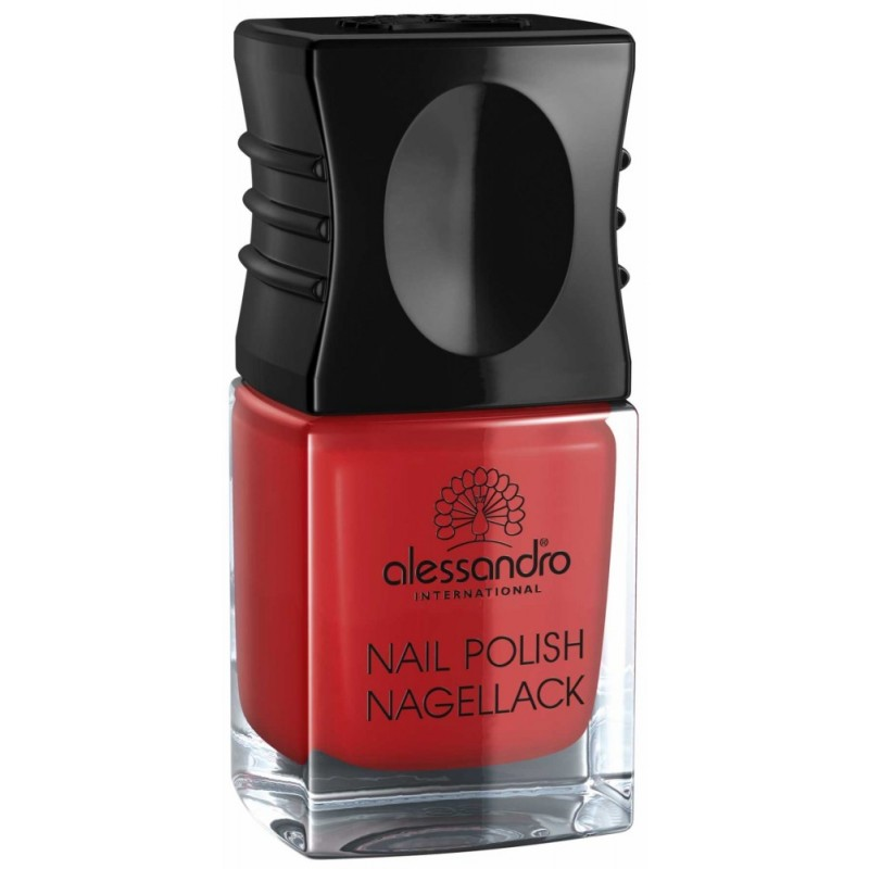 alessandro Nagellack CLASSIC RED 10ml