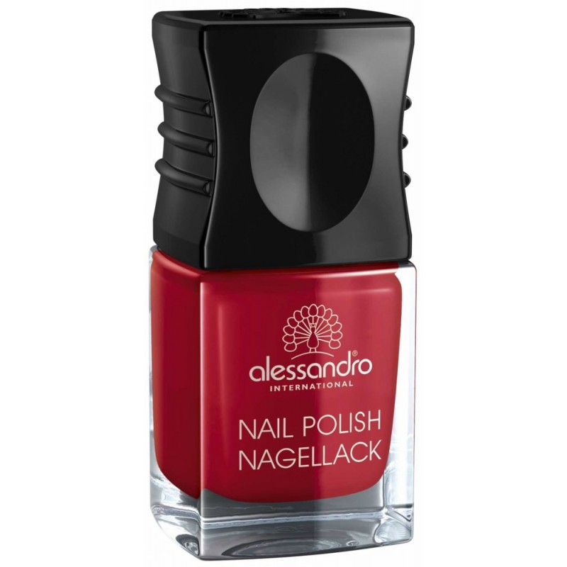 alessandro Nagellack SECRET RED 10ml