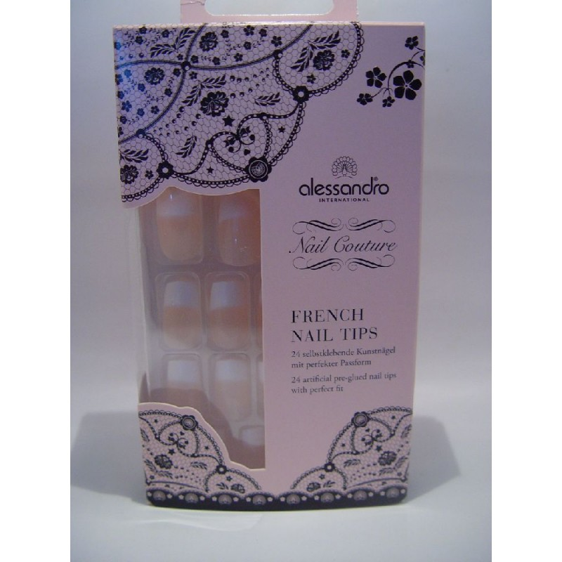 alessandro Nail Couture French Nail Tips (8,95€)