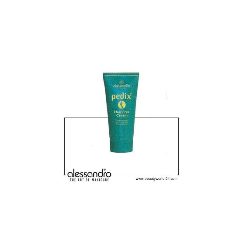 alessandro PEDIX Hair Free Cream