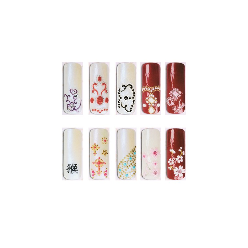 alessandro New Nail Art Sticker